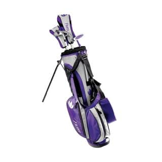 Intech Flora Junior Girls Golf Club Set Ages 8-12 RH|https://ak1.ostkcdn.com/images/products/is/images/direct/4b34c2f440490975e75ea6fcba22e9b2d7b2091f/Intech-Flora-Junior-Girls-Golf-Club-Set-Ages-8-12-RH.jpg?impolicy=medium