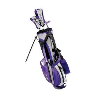 Intech Flora Junior Girls Golf Club Set Ages 8-12 RH
