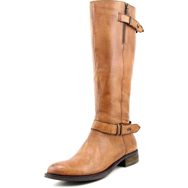 Steve Madden Alyy Women Cognac Boots
