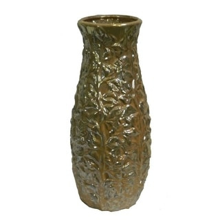 Eye-catching Ceramic Vase - Benzara