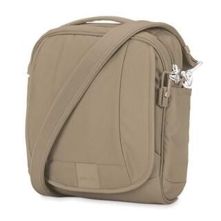 Pacsafe Metrosafe LS200-Earth Khaki Anti-theft Shoulder Bag