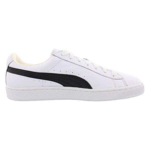 Puma Basket Classic White Sneakers 72.00 USD   White