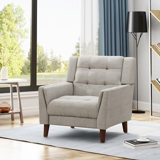 Christopher Knight Home Candace Mid-century Modern Armchair