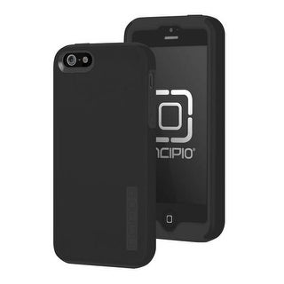 Incipio Dual PRO Slider Case for Apple iPhone 5 (Black/Black)