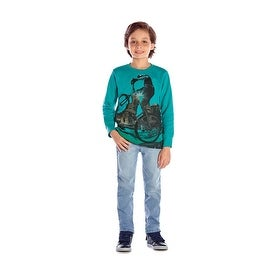 Boys Sweatshirt Long Sleeve T-Shirt Graphic Tee Winter Pulla Bulla 2-10 Years