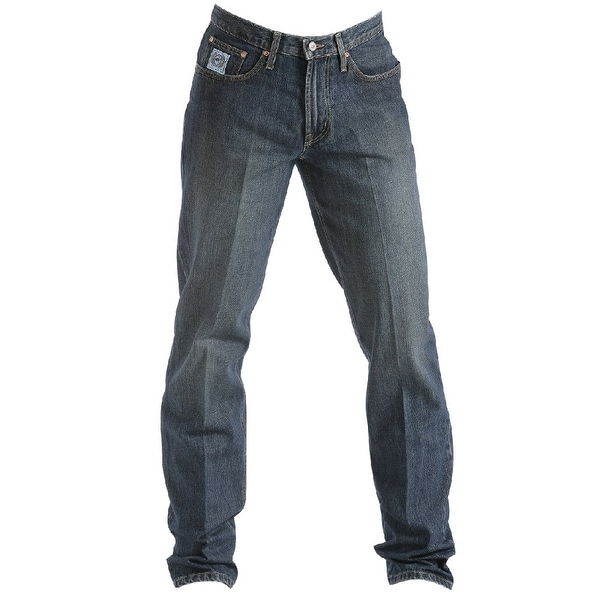 Cinch Western Denim Jeans Mens White Label Relaxed Straight. Opens flyout.