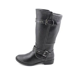 Sporto Women's Nadia Mid Calf Strap Boots