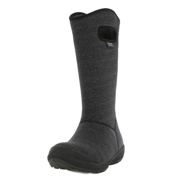 Bogs Boots Womens Pull On Charlie Melange WP Slip Resistant