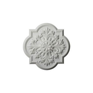 """Ekena Millwork CM20BO 20"""" Wide Bonetti Ceiling Medallion"""
