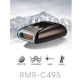 RMR-C495 Radar/Laser Detector & Scrambler