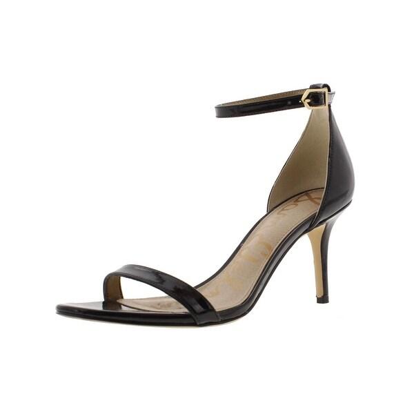 Sam Edelman Womens Patti Heels Ankle Strap
