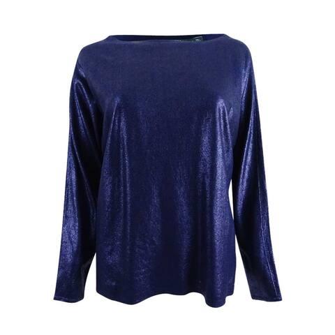 Ralph Lauren Women's Dolman-Sleeve Sweater