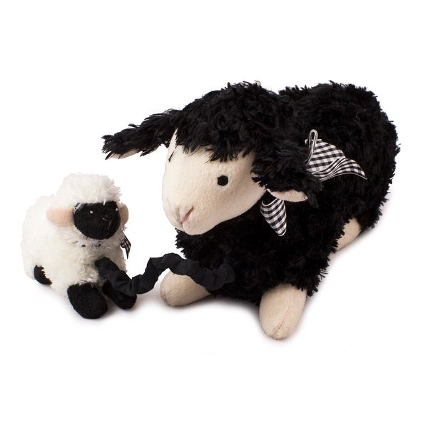Musical Mamma Lamb with Baby Sheep
