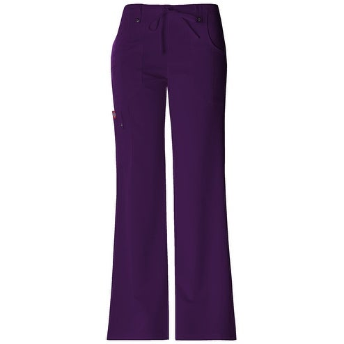 edbc2f0cae2 Shop Dickies NEW Purple Womens Size Small Small S Petite Drawstring Scrubs  Pants 285 - Free Shipping On Orders Over $45 - Overstock - 21219980