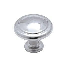 "Amerock 1-1/4"" Pc Reflect Knob"