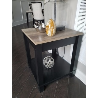 Ameriwood Home Carver End Table Free Shipping Today