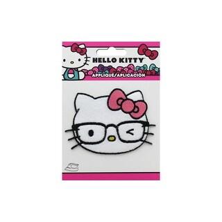 Simplicity Applique Iron On Hello Kitty Head