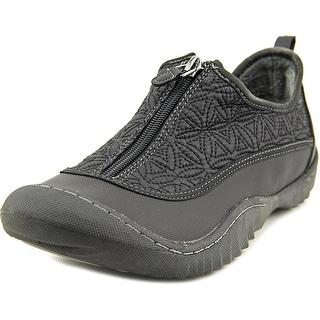 JSport by Jambu Malbec   Round Toe Canvas  Sneakers