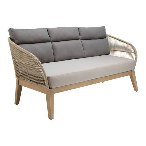 Helsing Indoor Outdoor Patio Sofa