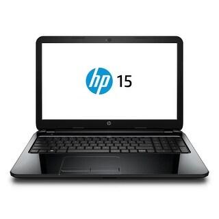 """Refurbished - HP 15-F233WM 15.6"""" Laptop Intel Celeron N3050 1.6GHz 4GB 500GB Windows 10"""