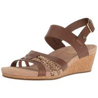 UGG Women's Serinda Wedge Sandal