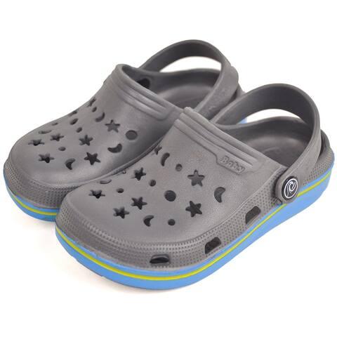 VONMAY Kids Clogs Unisex Boy Summer Slippers Beach Sandals Shoes