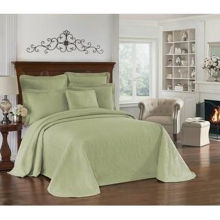 Link to Historic Charleston King Charles Matelasse Bedspread Similar Items in Bedspreads