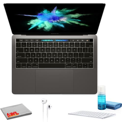 "Apple 13.3"" MacBook Pro w TouchBar (Mid 2019 Space Gray) Standard Kit"