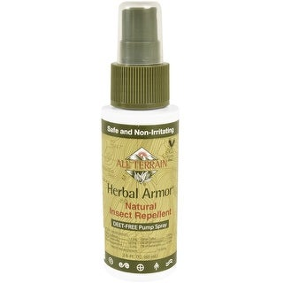 All Terrain Herbal Armor Natural DEET Free Insect Repellent Spray