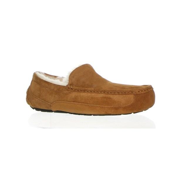 UGG Mens Ascot Chestnut Slippers Size