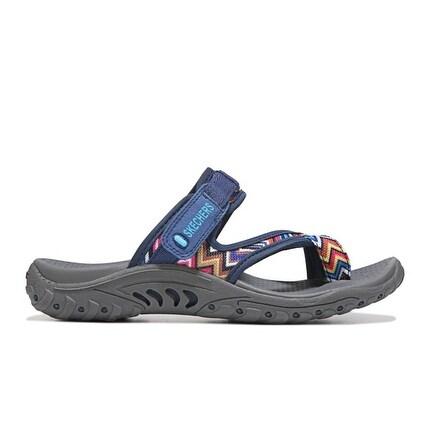 Skechers Women's REGGAE ZIG SWAG Sandals
