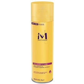 Motions Oil Sheen & Conditioning Spray, 11.25 oz