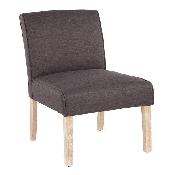 The Gray Barn Spelling Stream Vintage Contemporary Upholstered Accent Chair. Opens flyout.