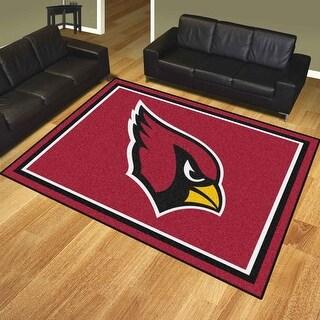 NFL - Arizona Cardinals 8 Feet x 10 Feet Rug