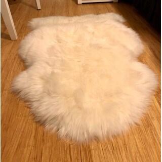 Genuine Soft Australian Sheepskin Rug