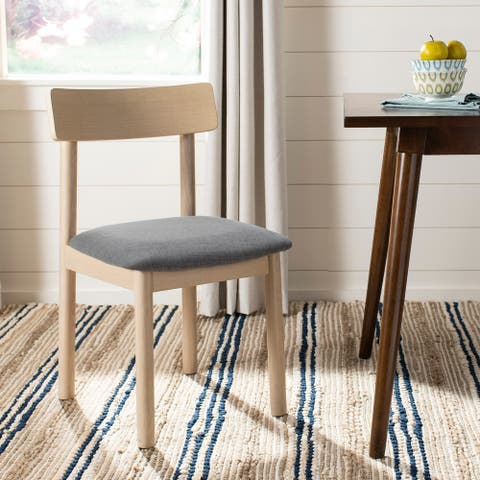 "Safavieh Lizette Retro Dining Chair (Set of 2) - 18.7"" x 18.9"" x 31.9"""