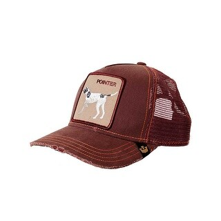 Goorin Bros. Mens The Pointer Hat in Wine