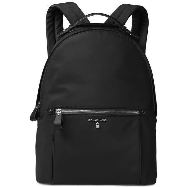 MICHAEL Michael Kors Kelsey Nylon Black Backpack