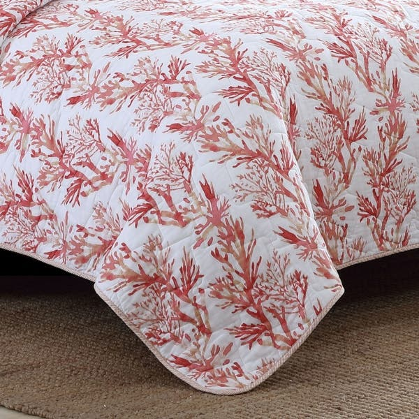 Tommy Bahama Sunset Reef Cotton Quilt Set Overstock 31985564