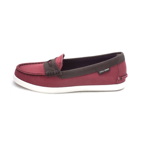 Cole Haan Womens Sydnisam Closed Toe Loafers - 6