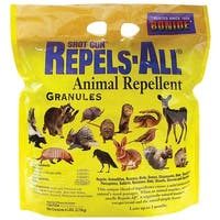 Bonide 2362 Repels-All Granules for Rodents, 6 lbs