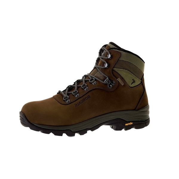 Boreal Climbing Boots Mens Lightweight Ordesa Marron Brown 47010