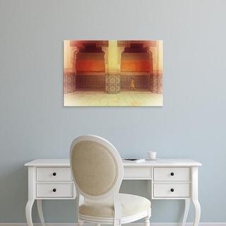 Easy Art Prints Keri Bevan's 'Palace Walk' Premium Canvas Art