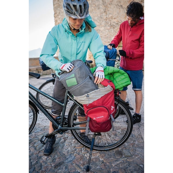 Vaude Road Master Back Rear Bike Panniers - One Size