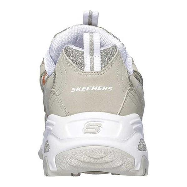 Extra linda Reorganizar  Skechers Women's D'Lites Floral Days Sneaker Taupe - Overstock - 25594953