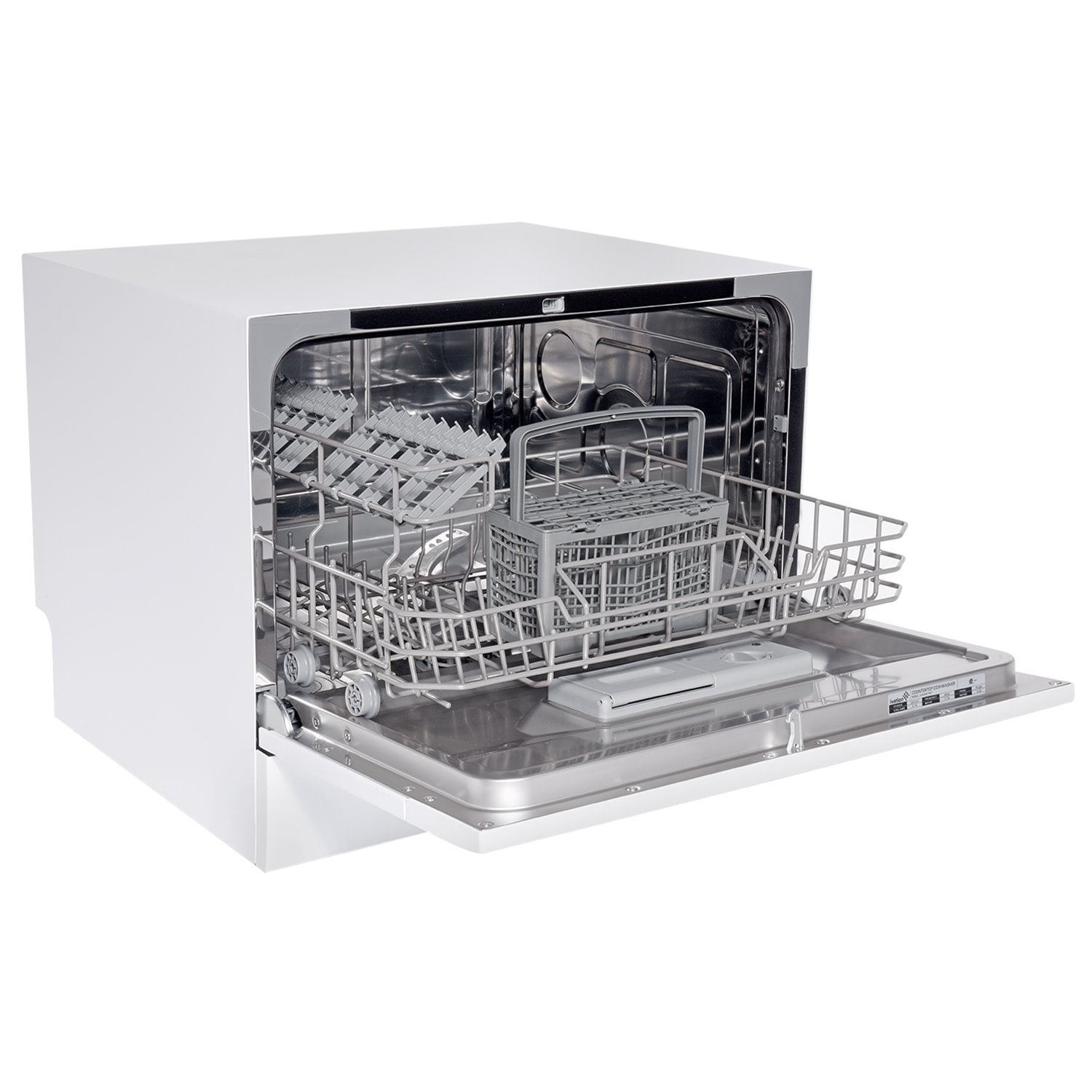 Picture of the Ivation Countertop Dishwasher from Overstock.com