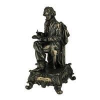 Ludwig Van Beethoven Bronze Finished Music Box