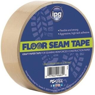 """Intertape 99681 Floor Seam Tape, 1.88"""" x 60 Yard"""