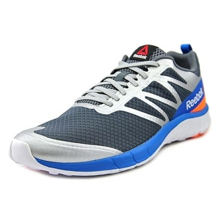 Reebok So Quick Round Toe Synthetic Sneakers