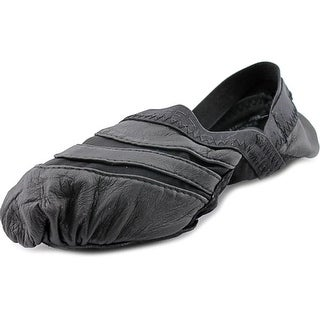 Capezio Freeform Women Round Toe Leather Black Dance